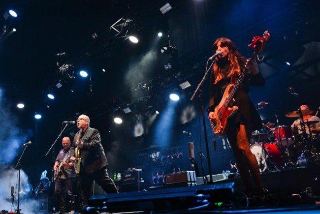 Die Pixies sind wieder da.