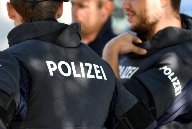 Die Polizei rüstet auf.