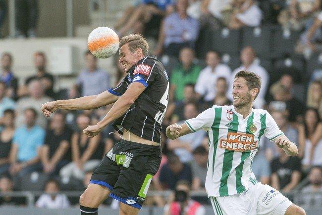 Rapid trifft im Schlager der 16. Bundesligarunde auf Sturm Graz.