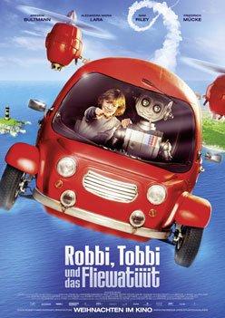 Robbi, Tobbi und das Fliewatüüt – Trailer und Informationen zum Film