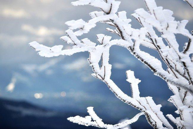Schneefall bis in Mittelgebirgslagen ist zu erwarten