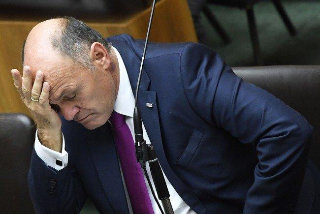 Innenminister Wolfgang Sobotka meldete sich in der Causa zu Wort