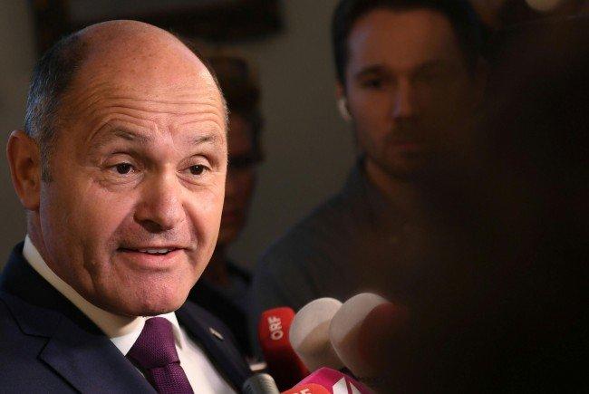 """Sobotka sieht in neuen Befürchtungen """"Nullum"""", wie er vor dem Ministerrat sagte"""