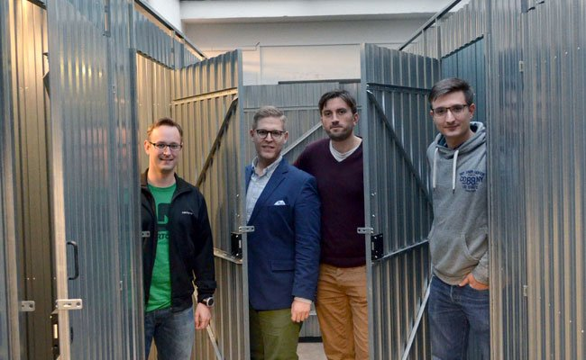 Neue Form des Self-Storages in Wien.