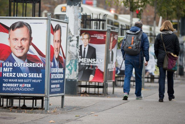 Wen würden Sie derzeit bei der Wienerholung der BP-Stichwahl wählen?