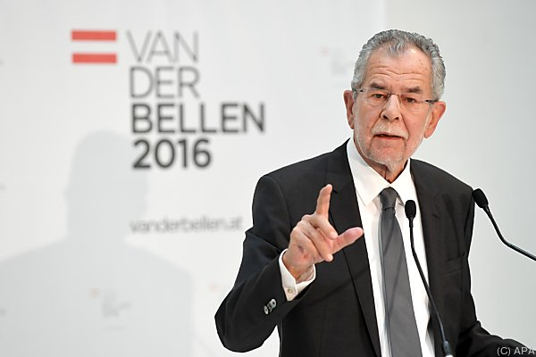 """Es geht um eine """"Richtungsentscheidung für Österreich"""""""
