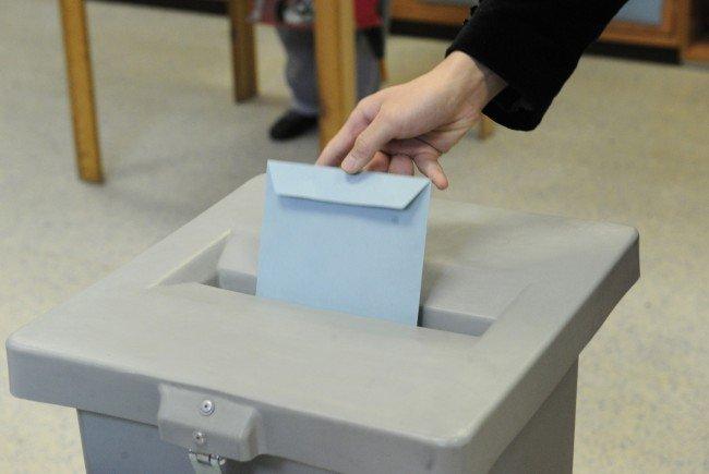 Über 11.500 Österreicher dürfen am 4. Dezember zusätzlich wählen.
