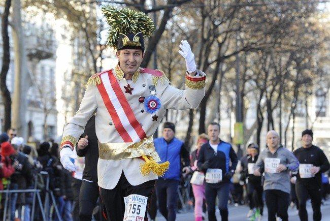 Am 31. Dezember 2016 findet der traditionelle Silvesterlauf statt.