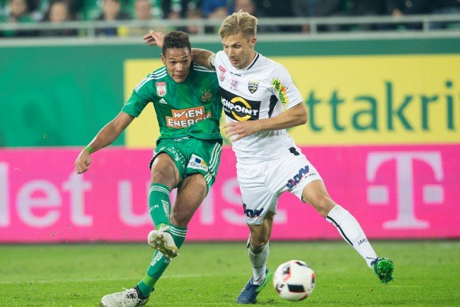 LIVE-Ticker zum Spiel SCR Altach gegen SK Rapid Wien ab 16.30 Uhr.