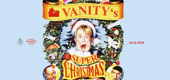 VANITY's Super Christmas Night @ Babenberger Passage am 24.12.