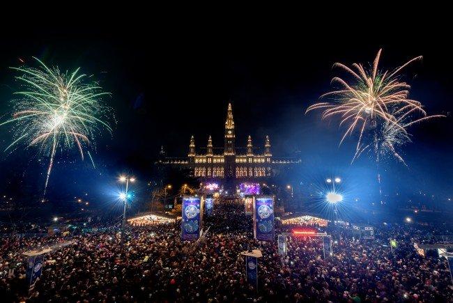 Der 26. Wiener Silvesterpfad hat wieder einiges zu bieten