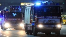 Elf Feuerwehren bekämpften Brand in NÖ