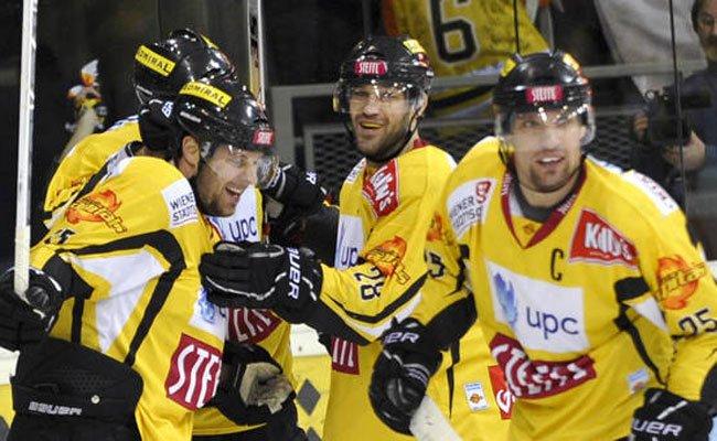 Am Ende durften sich die Vienna Caps über einen Sieg freuen.