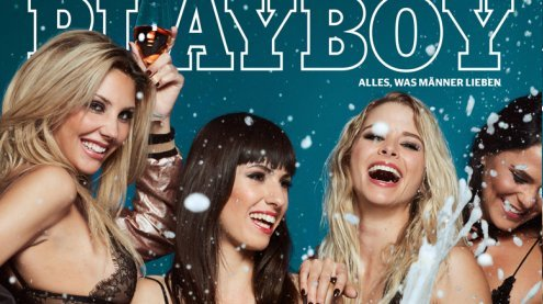 Playboy in neuem Gesicht: Wer wird Playmate des Jahres 2016?