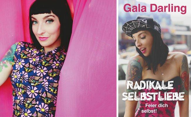 Gala Darling zeigt auf, wie wichtig Selbstliebe ist
