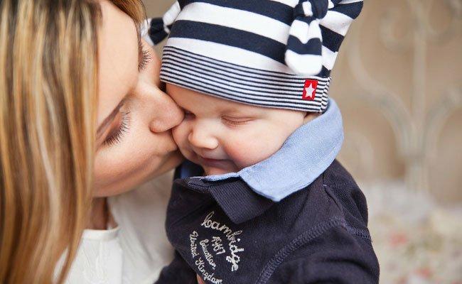 In Österreich bekommt man meist 29 Jahren das erste Baby.