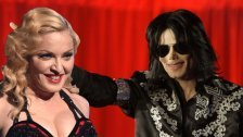 Madonna über den Kuss mit Michael Jackson