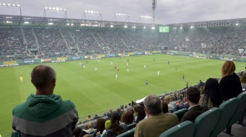 Stadionbestimmungen verschärft