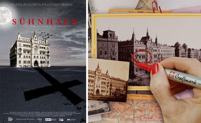 """Das """"Sühnhaus"""" am Wiener Schottenring steht im Fokus eines spannenden Essay-Films"""