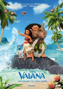 Vaiana – Trailer und Kritik zum Film