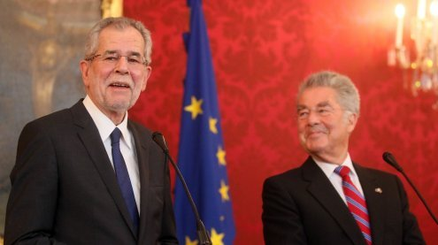 BP-Wahl-Sieger Van der Bellen schnitt besser ab als Heinz Fischer
