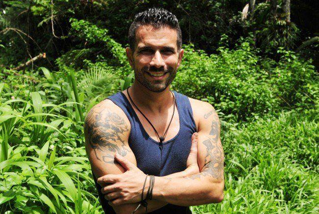 Marc Terenzi setzt sich durch und wird Dschungelkönig 2017.