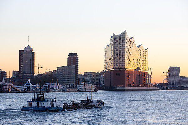 Hamburg hat mit der Elbphilharmonie ein neues Wahrzeichen