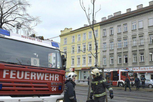 Die Explosion geschah im 17. Wiener Gemeindebezirk.