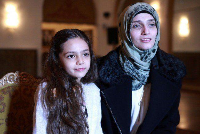 """""""Sie müssen etwas für die Kinder Syriens tun""""."""