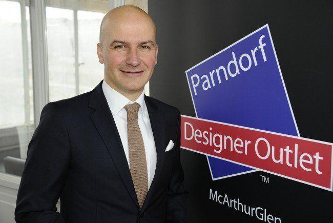 Mehr als fünf Millionen Besucher verzeichnete das Designer.outlet Parndorf 2016.