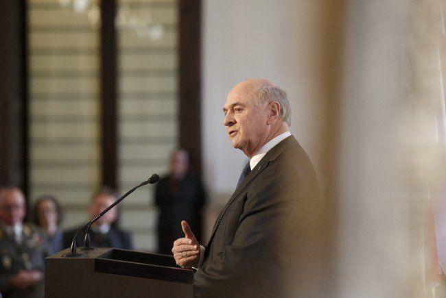 Der niederösterreichische Landeshauptmann Erwin Pröll zieht sich aus der Politik zurück