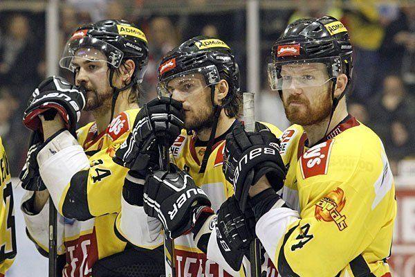 Die Vienna Capitals verloren gegen den KAC.