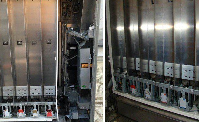 Bilanz: 129 Einbrüche in Zigarettenautomaten in Wien, Niederösterreich und der Steiermark