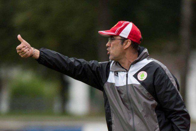 Jakubec übernimmt Traineramt in Langenegg