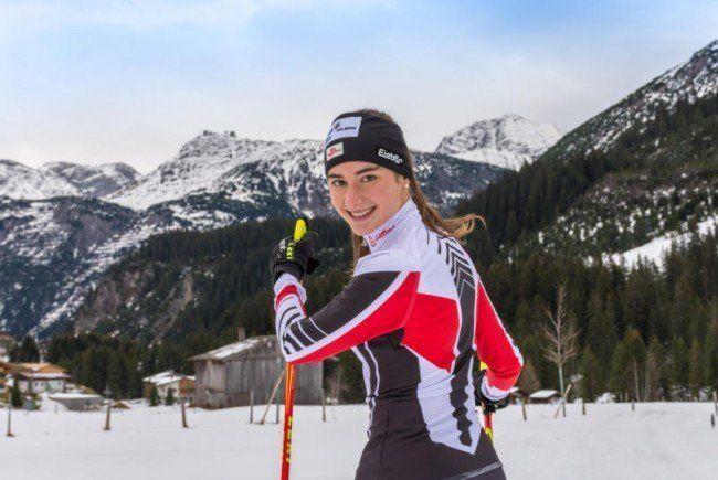 Jasmin Berchtold holt ÖM-Bronze
