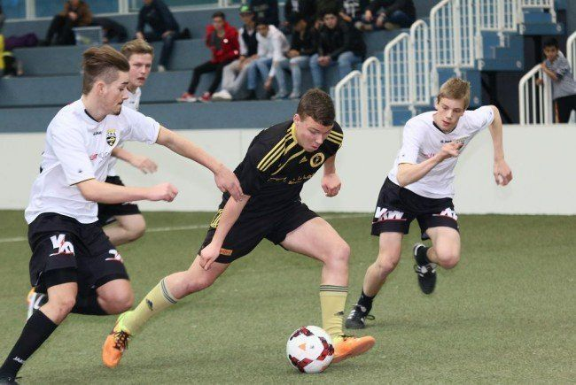 "FC Andelsbuch souverän – SW Bregenz als ""Lucky Loser"" weiter"