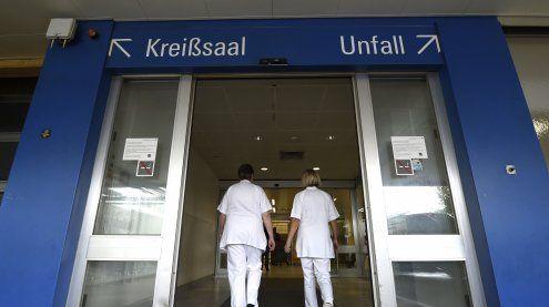 Bombendrohung gegen ein Spital