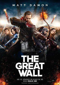 The Great Wall – Trailer und Kritik zum Film