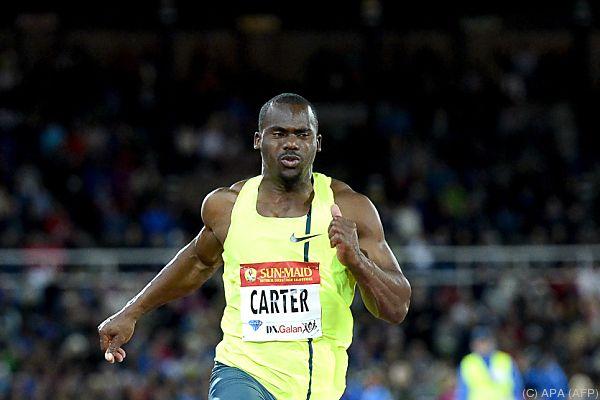 Carter will seine Medaille zurück