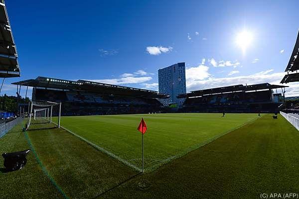 Das Lerkendal-Stadion wird vorerst kein EM-Stadion