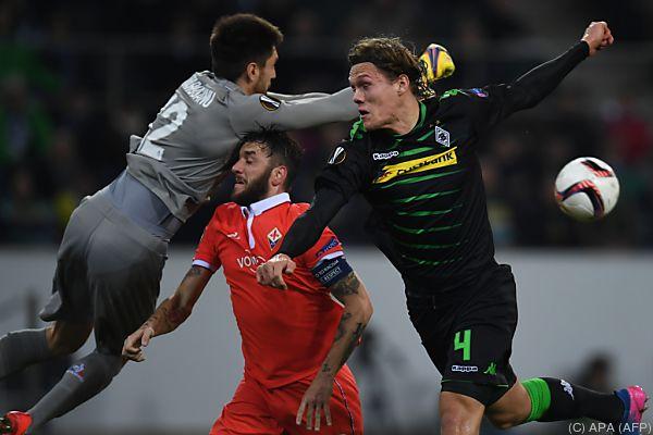 Mönchengladbach unterlag zuhause Fiorentina mit 0:1