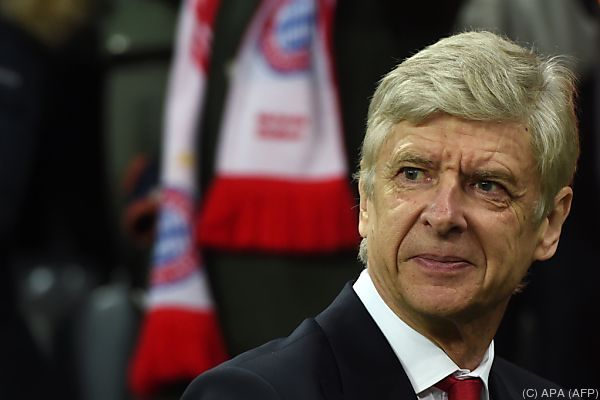 Arsene Wenger muss mit Arsenal zum Fünftligisten Sutton