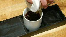 Wüden Sie 18 Dollar für eine Tasse Kaffee zahlen?