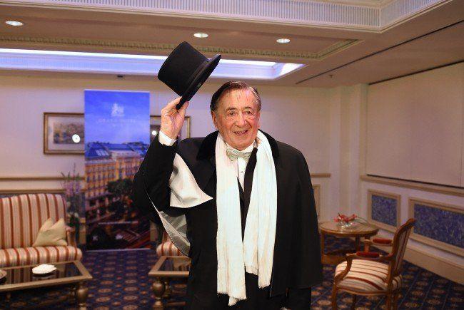 LIVE-Stream: Wer begleitet Richard Lugner zum Opernball 2017?