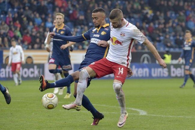 LIVE-Ticker zum Spiel Red Bull Salzburg gegen SKN St. Pölten ab 18.30 Uhr.