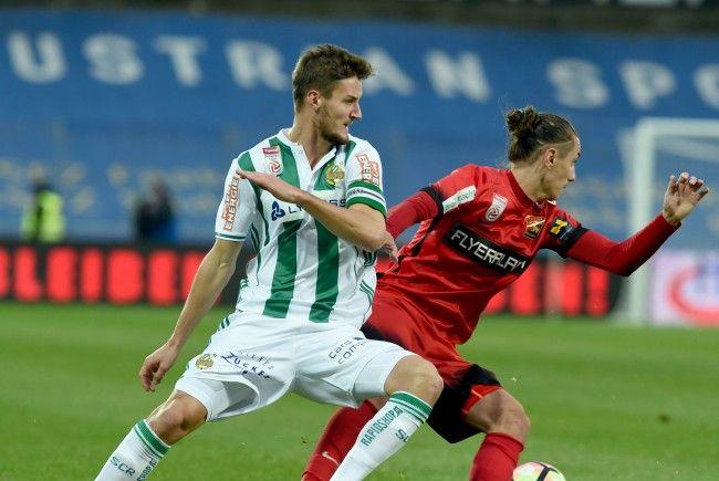 Hie sehen Sie das Match zwischen Rapid Wien und Admira Wacker Mödling.