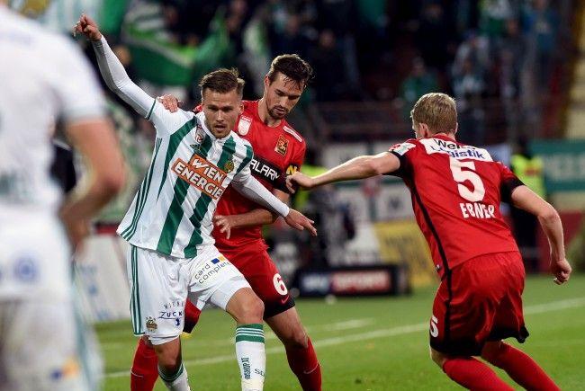 LIVE-Ticker zum Spiel SK Rapid Wien gegen FC Admira Wacker ab 18.30 Uhr.
