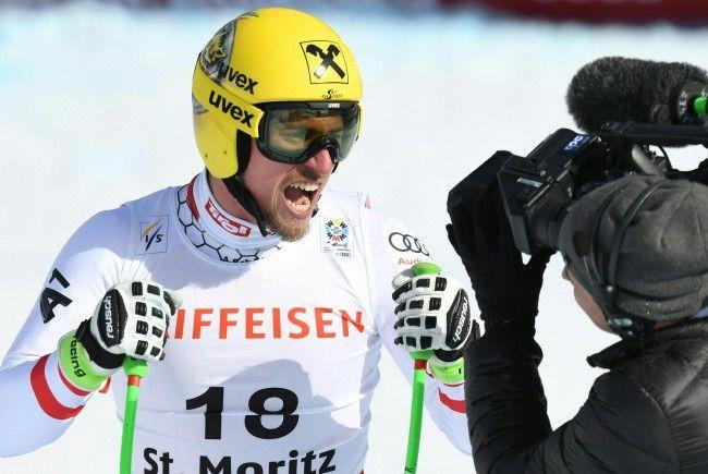 Bronze für Max Franz bei der Ski-WM