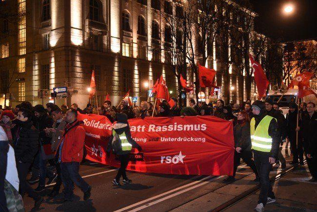 Am Abend des Wiener Akademikerballs wird nur eine Demonstration stattfinden.