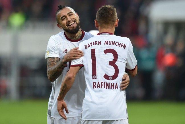 Arsenal will Rekord-Siegesserie von Alaba und Co. in München brechen.